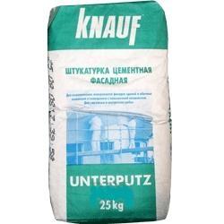 Штукатурка цементная КНАУФ Унтерпутц 25 кг., фото