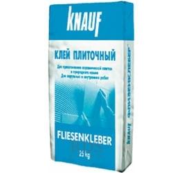 Клей для плитки Knauf Флизен 25 кг, фото