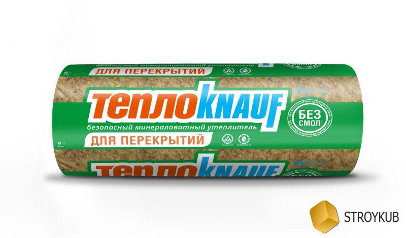 Фото - Минеральная вата Кнауф(Knauf)для Перекрытий Aguastatik 2*7380*1220*50(18м2)
