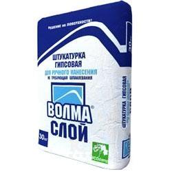 Штукатурка гипсовая ВОЛМА Слой, фото