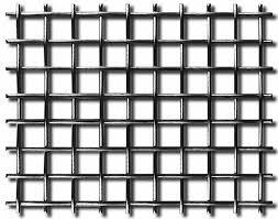 Фото - Оцинкованная сварная сетка 0,5x2м 3мм (ячейки 50x50)