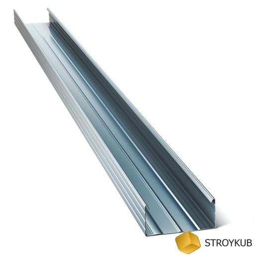 Профиль стоечный ПС 75х50х0.6мм L-3м ( Кнауф ), фото